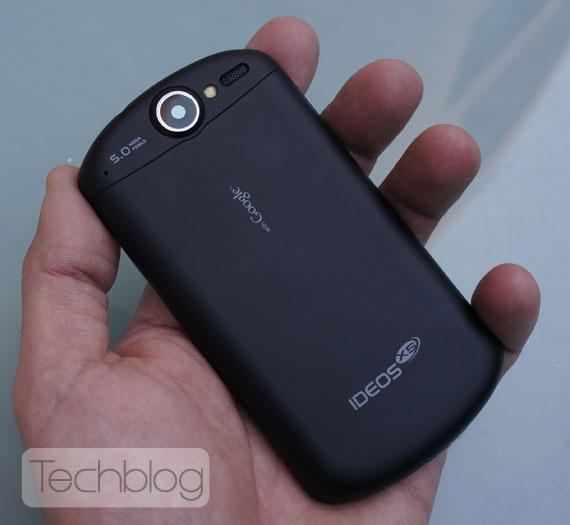 Huawei IDEOS X5 Techblog.gr