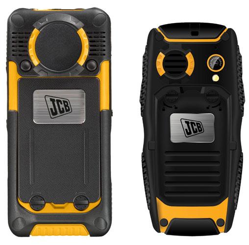 JCB Toughphones