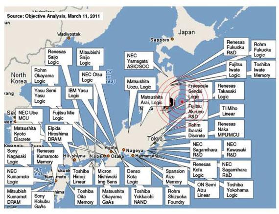 Japan Fab Map