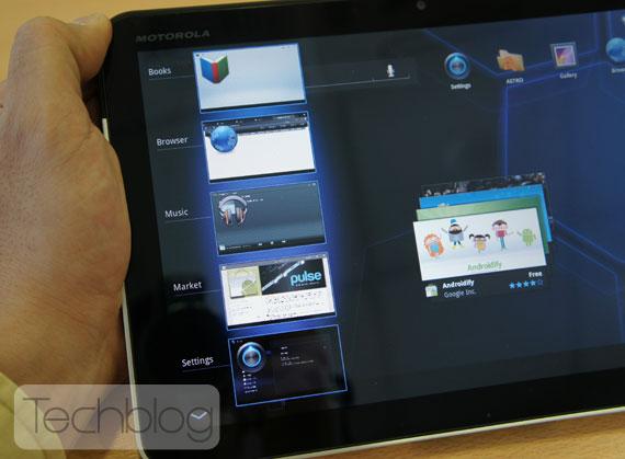 Motorola Xoom Techblog.gr
