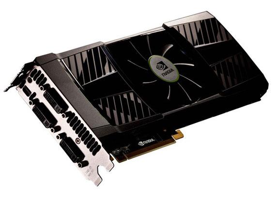 NVIDIA GTX 590