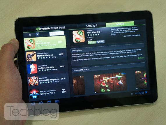 NVIDIA Tegra Zone Techblog.gr