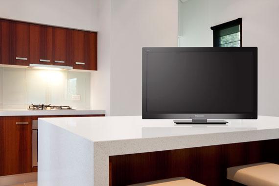 Panasonic Viera E30 lifestyle