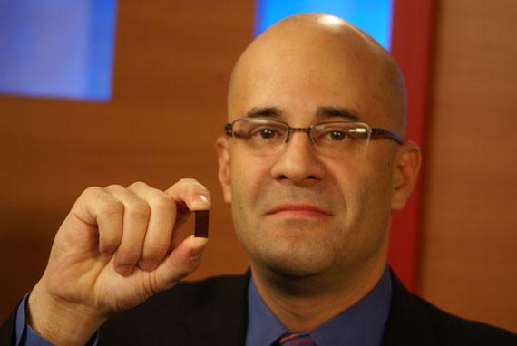 Ricardo J. Echevarria, Vice President, Intel Architecture Group