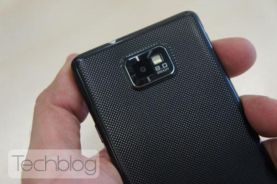 Samsung Galaxy S II Techblog.gr