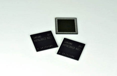 Samsung LPDDR2 DRAM