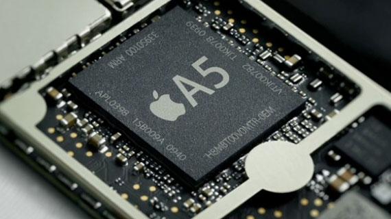 Apple iPad 2 CPU