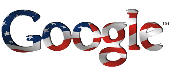 Google Usa Flag