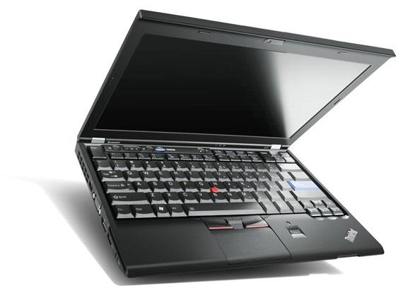 Lenovo X220 left