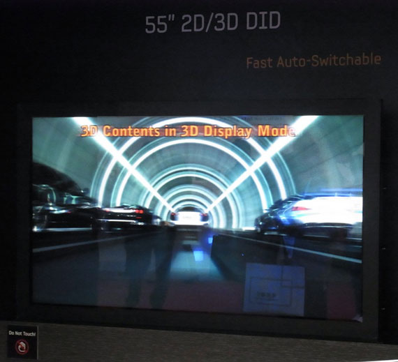Samsung 55'' 3D