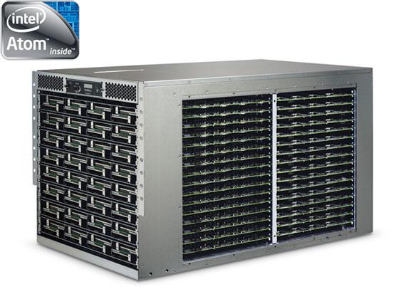 SeaMicro Intel Atom