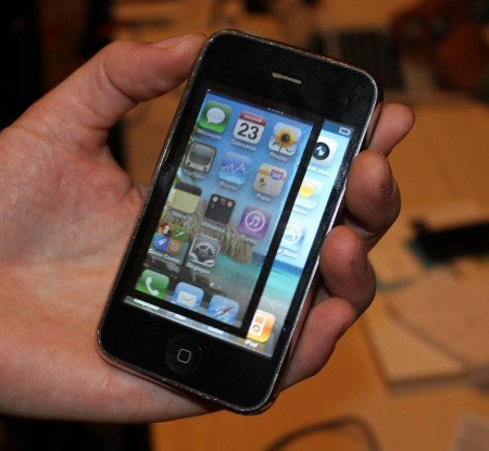 Solar Power brought to mobile phones 2