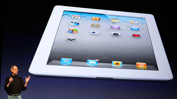 Steve Jobs iPad 2
