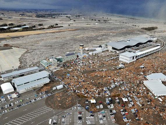 tsunami japan factory 2011