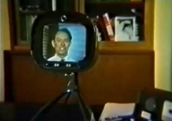Video calling on 1960