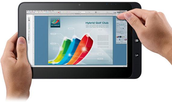 viewsonic viewpad tablet