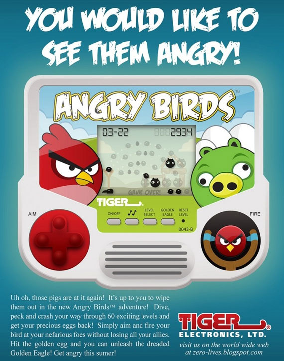 Angry Birds Tiger