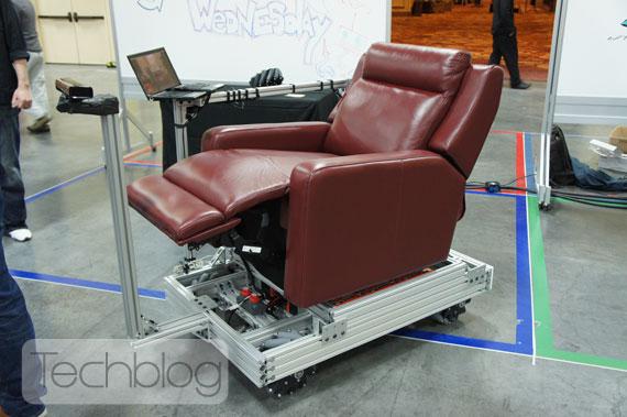 Kinect Chair