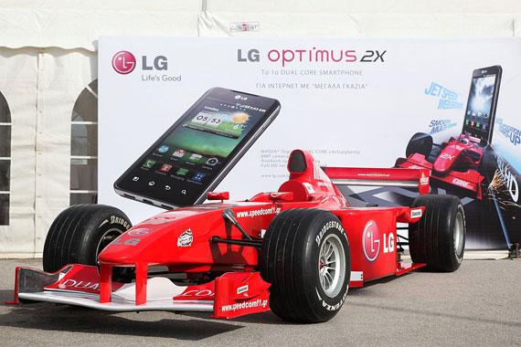 LG Optimus 2X F1