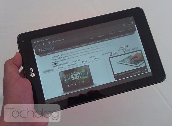 LG Optimus Pad 3D Techblog.gr