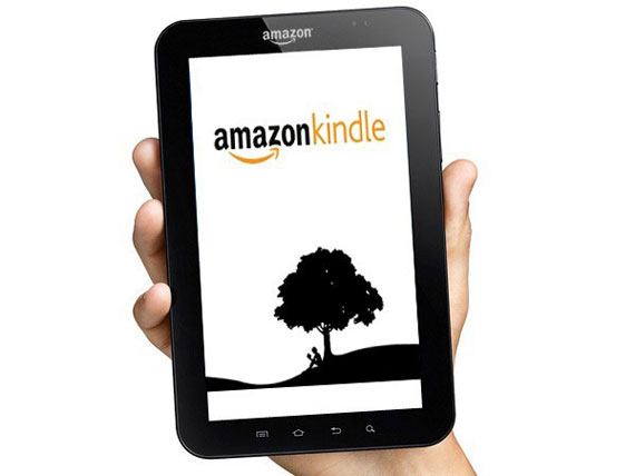 Amazon Android Tablet by Samsung