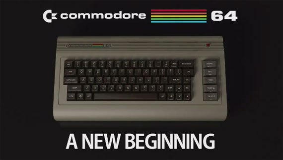 Commodore 64 new