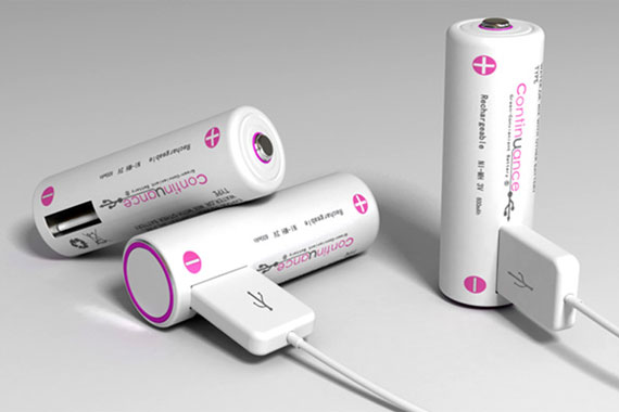 Continuance Usb Battery