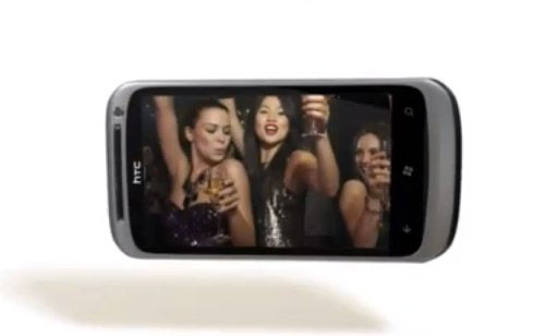 HTC Windows Phone 7 16 Megapixel