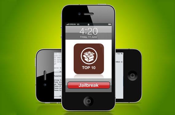 iOS 4.3.2. jailbroken