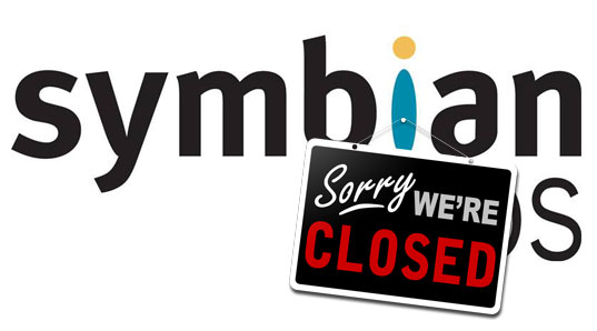 Symbian Closed