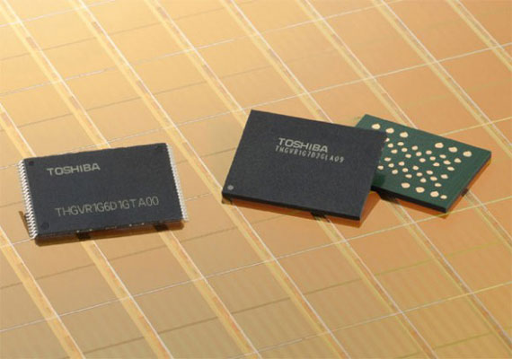 Toshiba Smart NAND