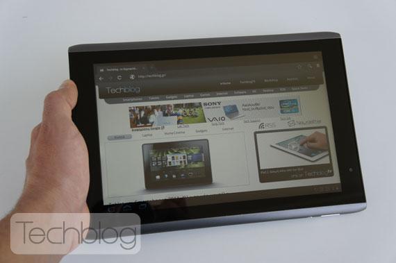 Acer Iconia Tab A500 Techblog.gr