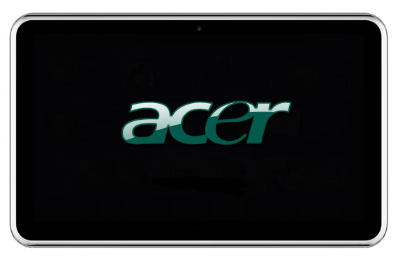 Acer tablet Intel oak trail