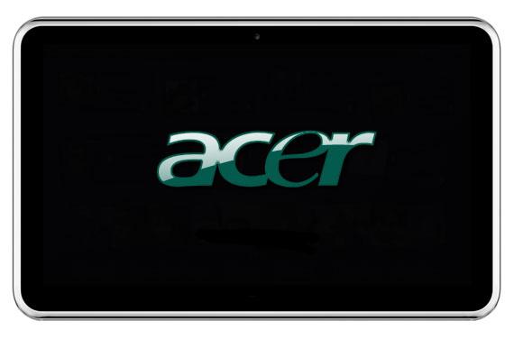 Acer tablet Intel oak trail