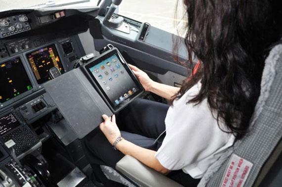 Alaska Airlines iPad 2
