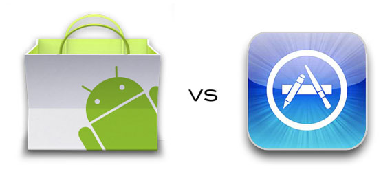 Android Market Vs App Store