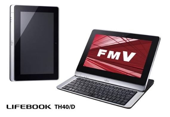 Fujitsu LifeBook TH40 D