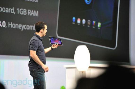 Galaxy Tab Google I/O