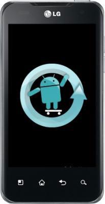 LG Optimus 2X CM7