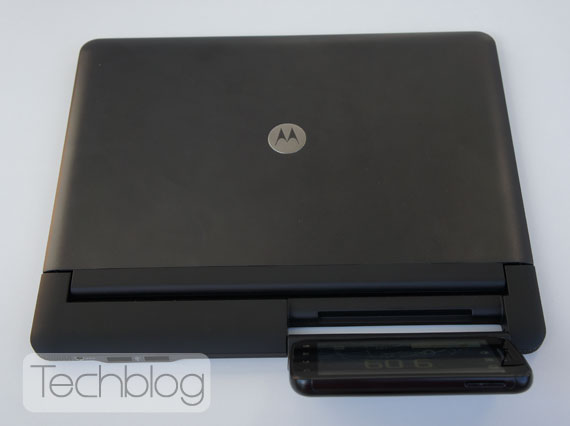 Motorola Atrix Techblog.gr