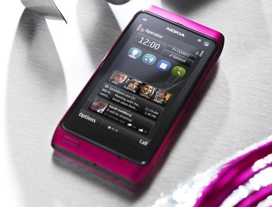 N8 Pink