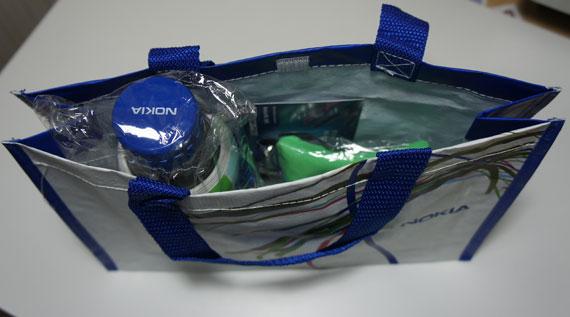 Nokia Goodie bag