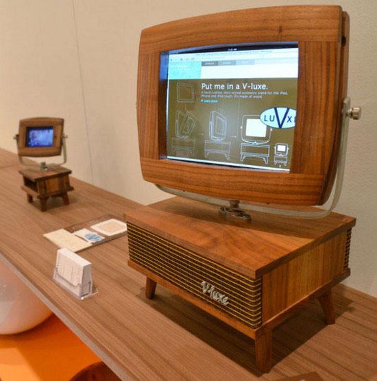 Philco Predicta TV iPad kit