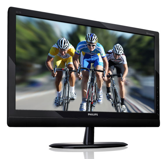 Philips 221TE2LB TV monitor