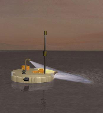 Titan boat