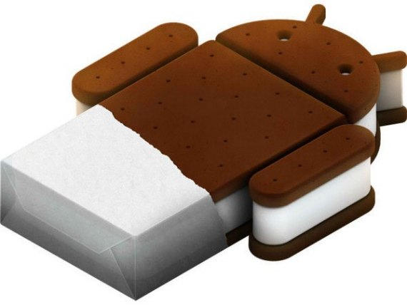 Android Ice Cream Sandwich event, Το Nexus Prime στο Hong Kong