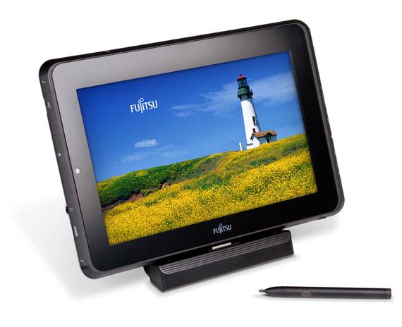 Fujitsu Q550 Slate PC 2