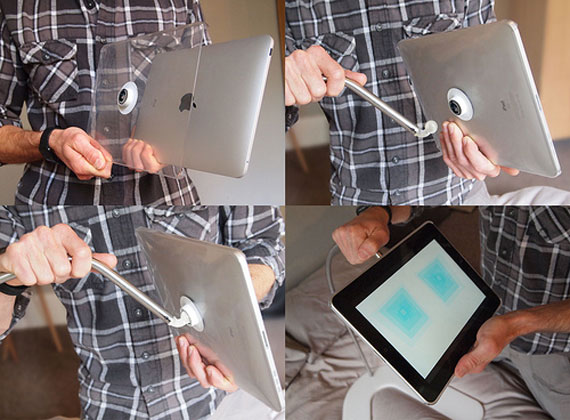 iPad 2 hands free stand