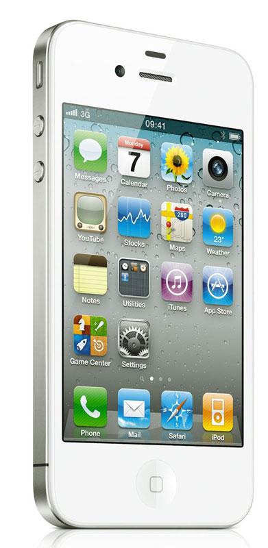 iPhone 4 lefko