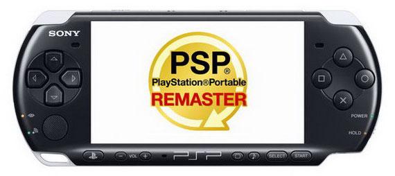 Sony PSP Remaster